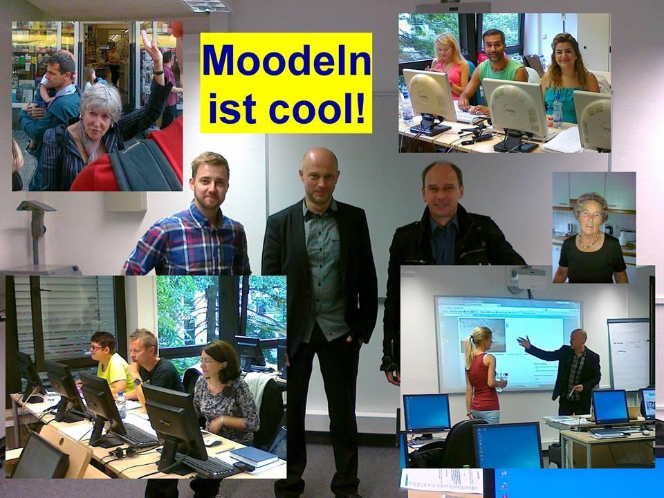 Fortbildungssommer 2 Wochen: Lernumgebung Moodle & Methoden des E-Learning: Tablets, Apps und Web 2.0 für den Deutschunterricht: 02.08. – 13.08.2021