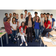 telc Deutsch C1 Hochschule exam training online